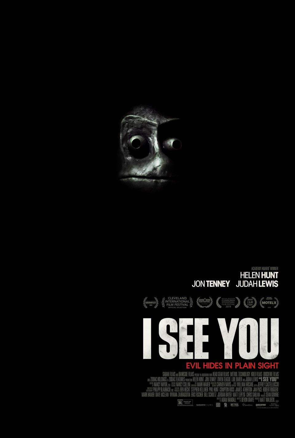 "Capelight bringt den Psycho-Thriller ""I See You"" in unsere Heimkinos"