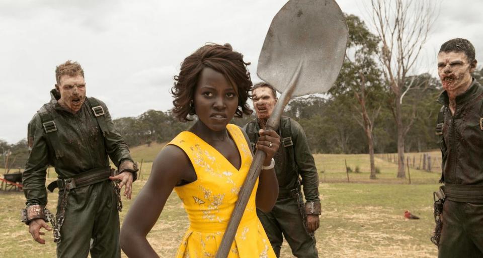 """Blutiger Trailer zur Zombie-Komödie """"Little Monsters"""" mit Lupita Nyong'o"""