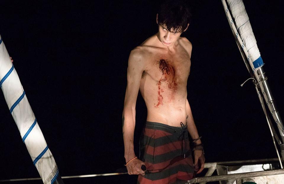 """Gruseliger Trailer zum Geisterschiff-Horror """"Mary"""" mit Gary Oldman"""