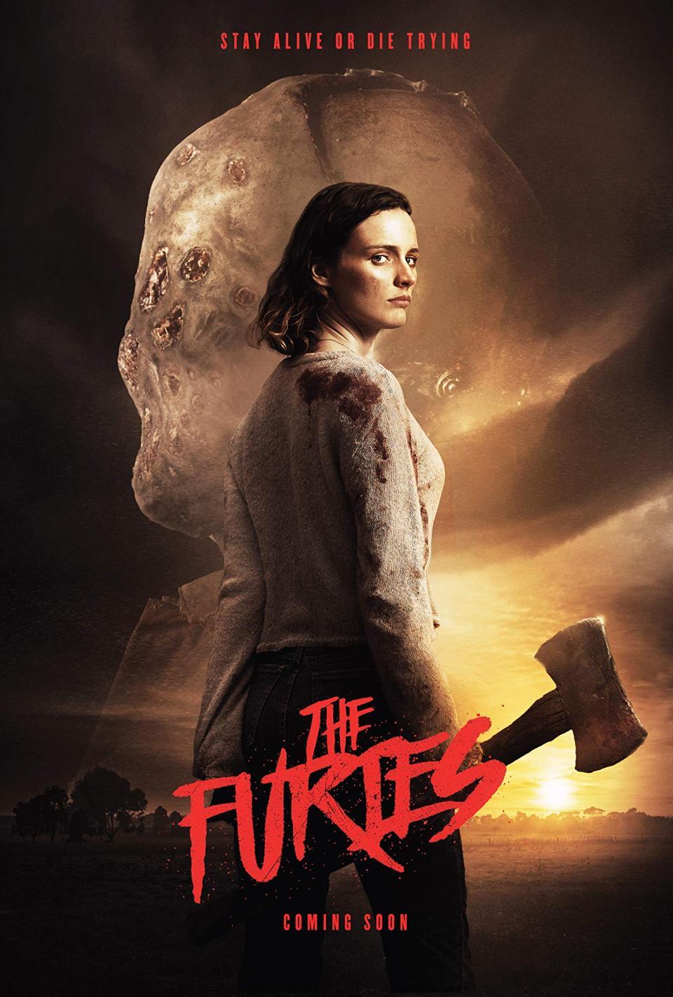 """Erbarmungslos und brutal: Erster Trailer zum australischen Survivalfilm """"The Furies"""""""
