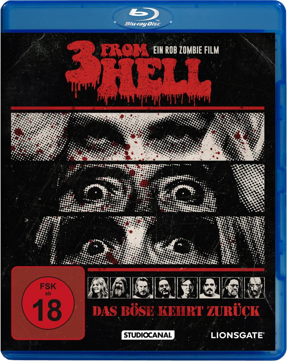 """Doch nicht zu Halloween: Starttermin von """"3 From Hell"""" wurde verschoben"""