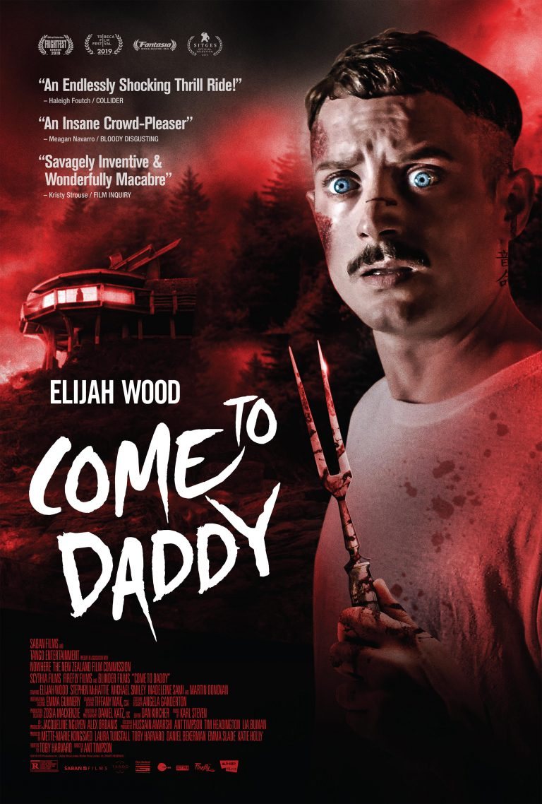 Come to Daddy – Teaser Poster