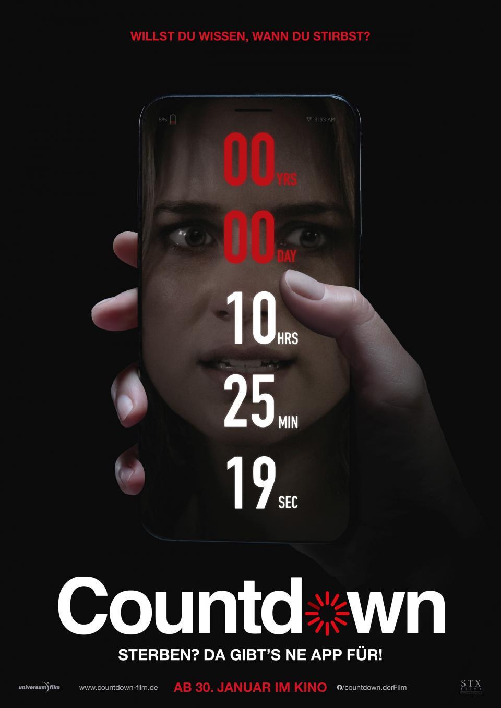 """""""Countdown"""": Deutscher Trailer zur Killer App veröffentlicht"""