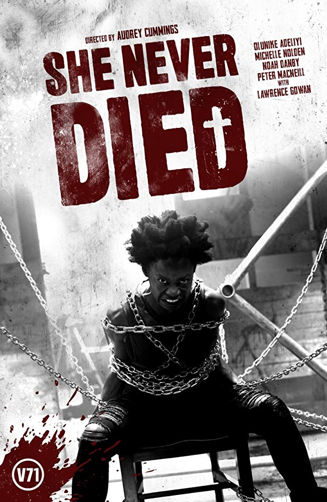 "[Trailer] Olunike Adeliyi wird in ""She Never Died"" zur brutalen Kannibalin"