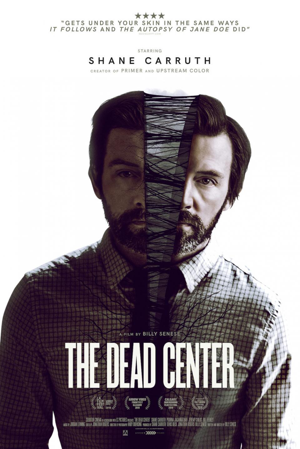 """[Trailer] Shane Carruth spielt einen verstörten Arzt in """"The Dead Center"""""""