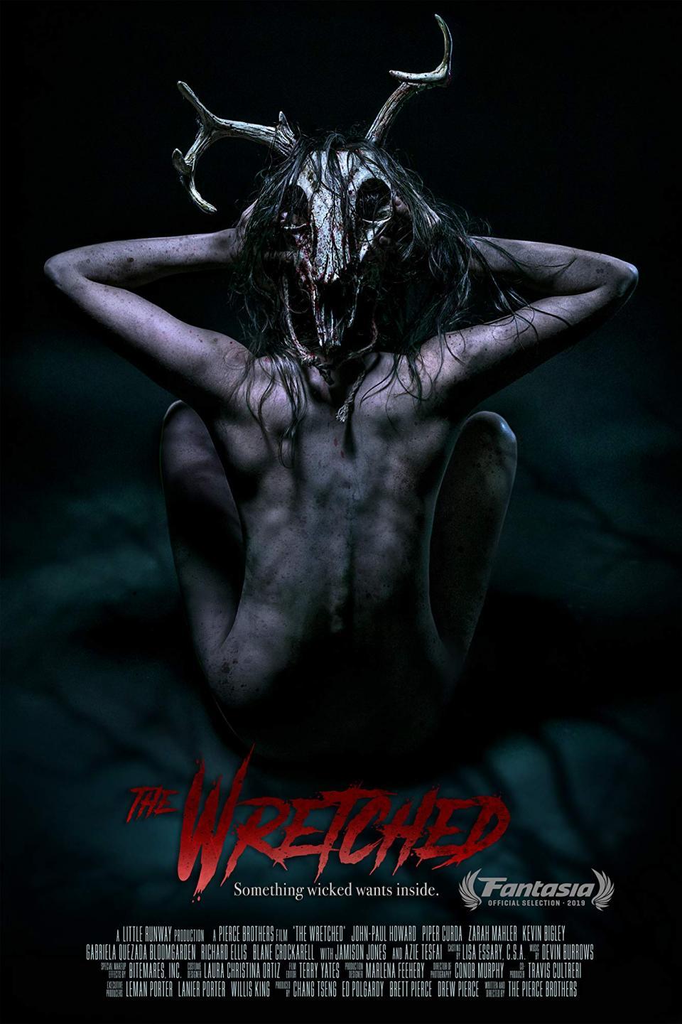 """Im düsteren Trailer zum Hexenhorror """"The Wretched"""" erwacht etwas Böses"""