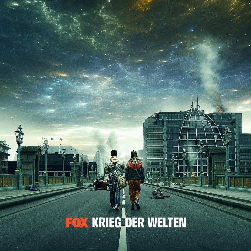 """[Trailer] Mini-Serie """"Krieg der Welten"""" erhält deutschen Starttermin"""