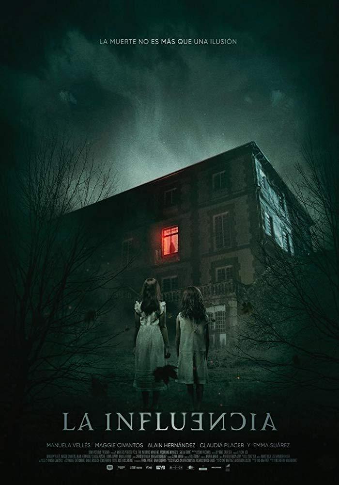"""Spanischer Geisterfilm """"La influencia"""" wurde auf Netflix freigeschaltet"""