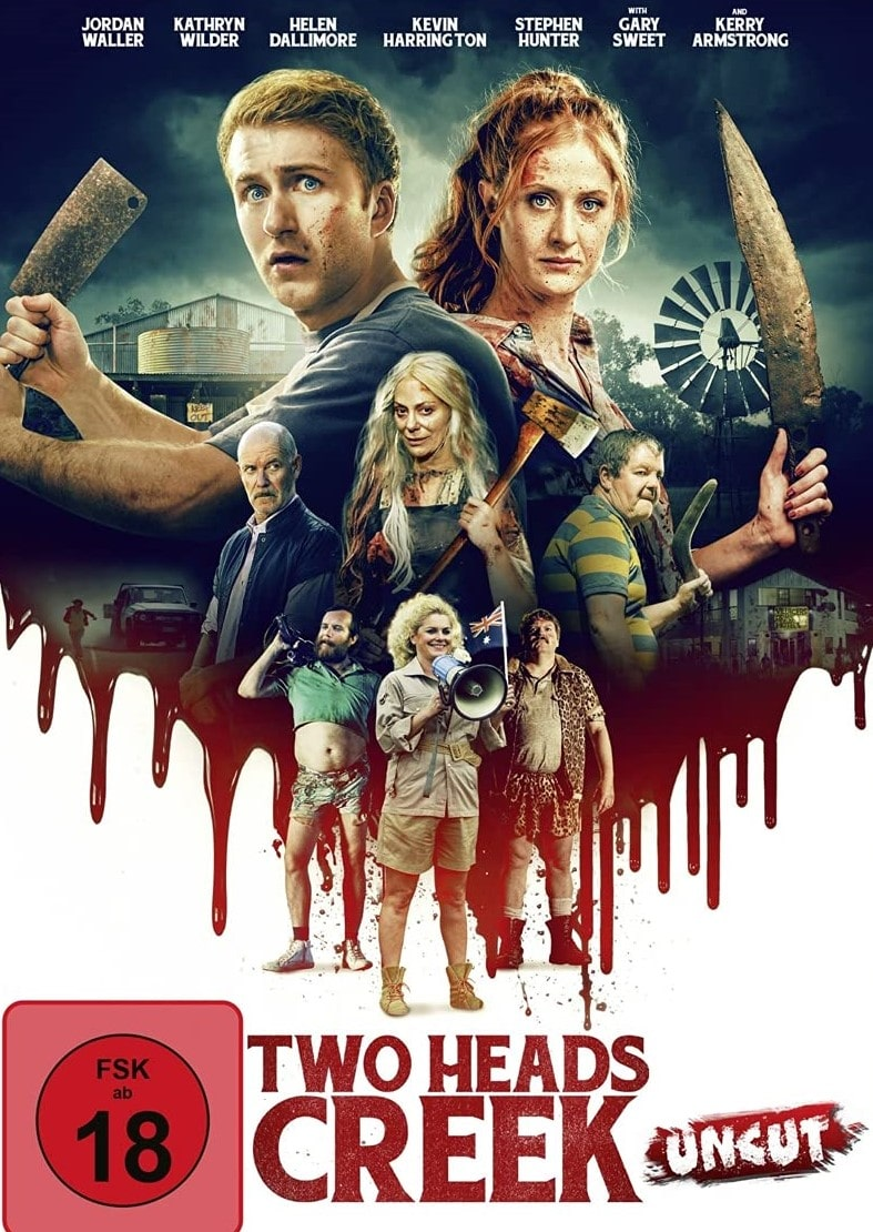 Two Heads Creek – Dvd Cover