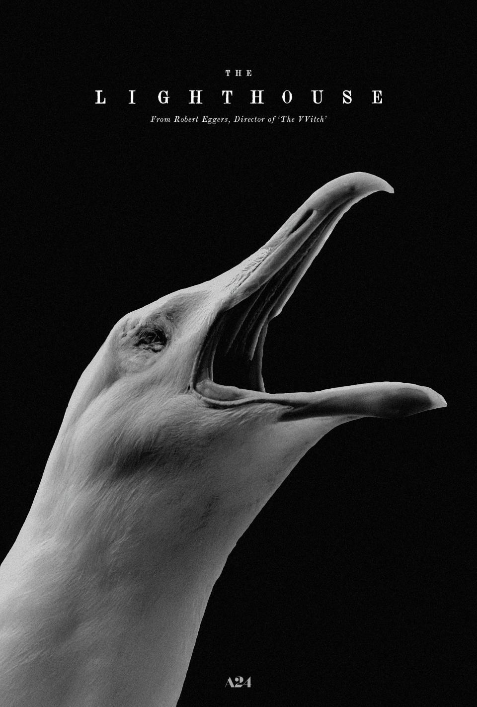 Neues Filmposter zum Schwarz-weiss Horrorfilm