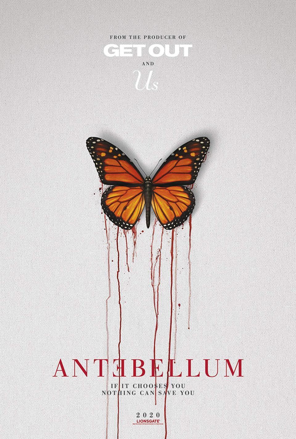 """Trailer zum packenden Thriller """"Antebellum"""": Der neue Film von den """"Get Out"""" Produzenten"""