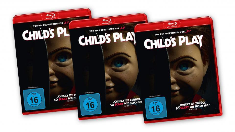 [Gewinnspiel] Child's Play