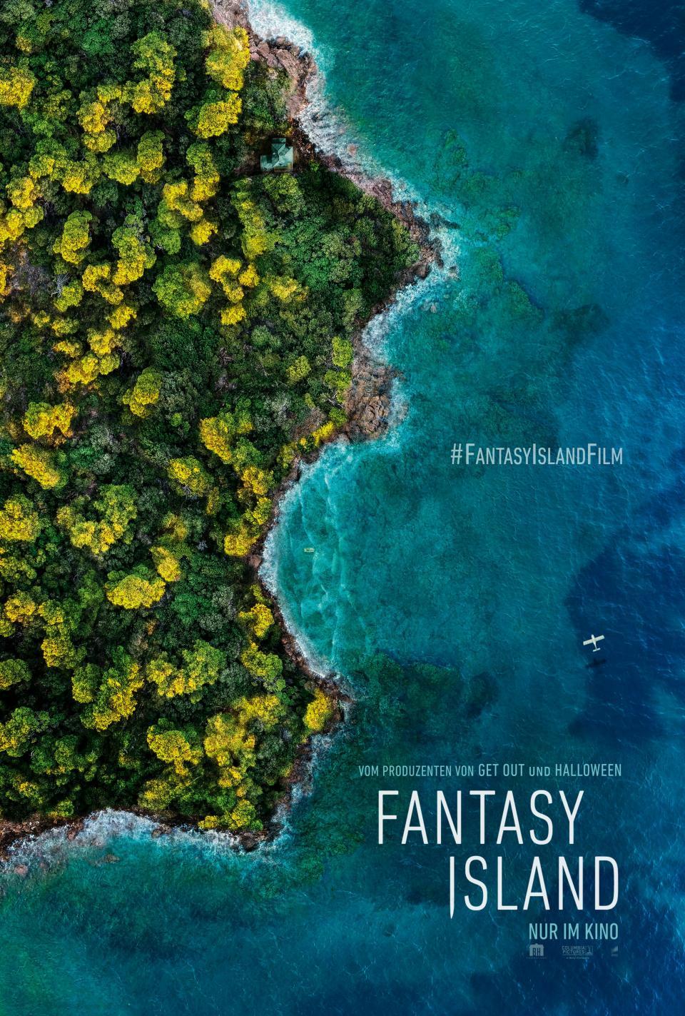 """""""Fantasy Island"""": Deutscher Trailer zum kommenden Blumhouse-Horror"""