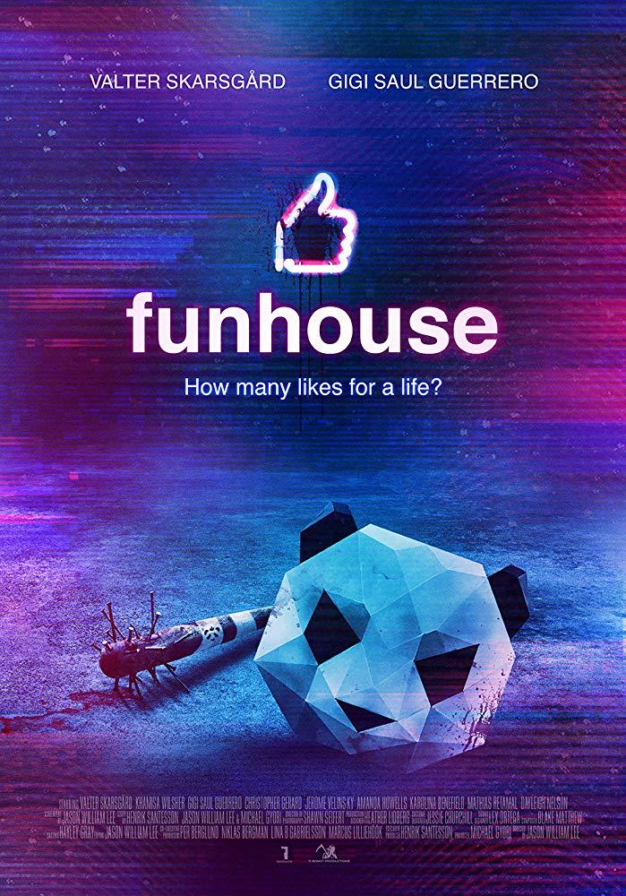 """Der """"Funhouse"""" Trailer offenbart eine brutale Realityshow mit Valter Skarsgård"""