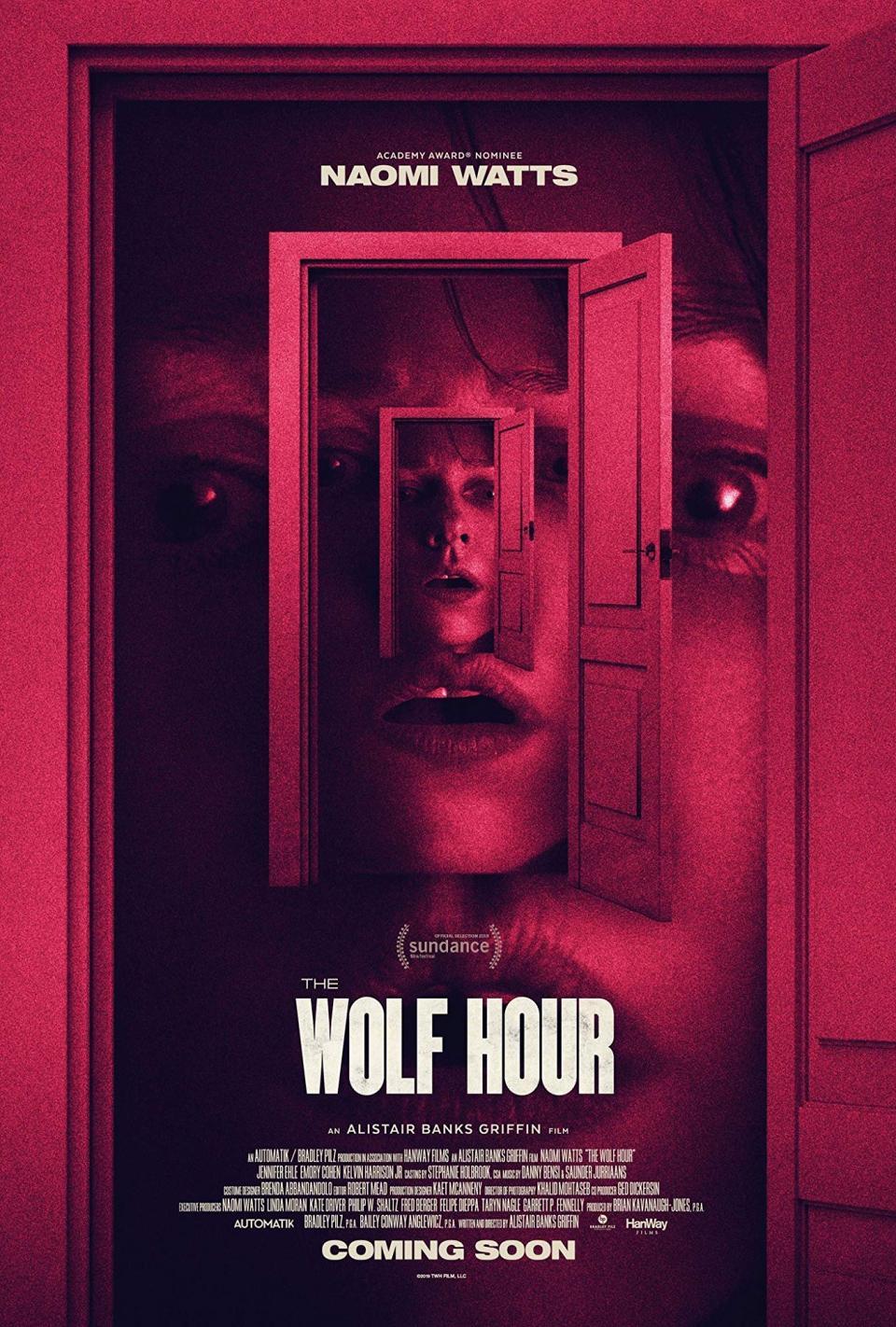 Trailer zum mysteriösen Psycho-Drama