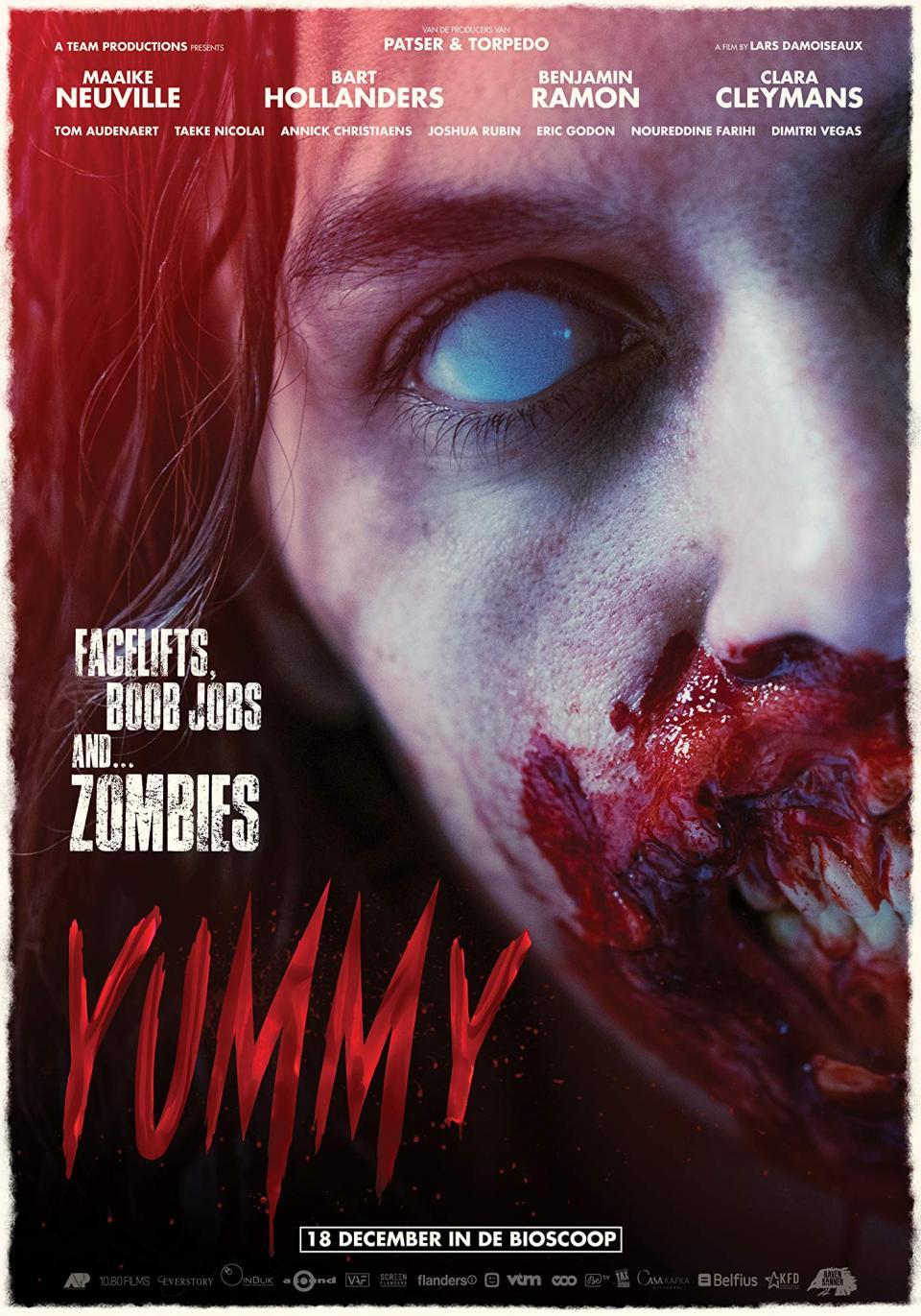 """Erster Trailer zur belgischen Horrorkomödie """"Yummy"""""""