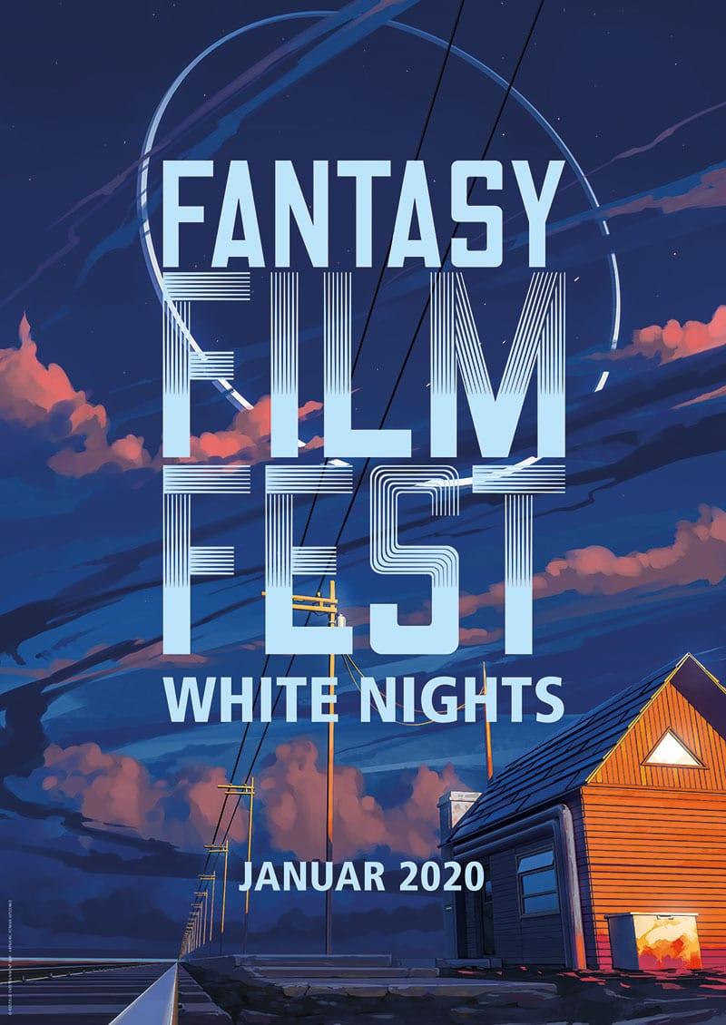 Programm der Fantasy Filmfest White Nights 2020 komplett