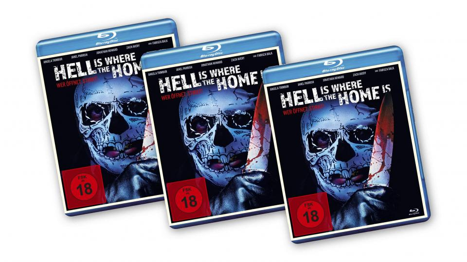 [Gewinnspiel] Hell Is Where the Home Is