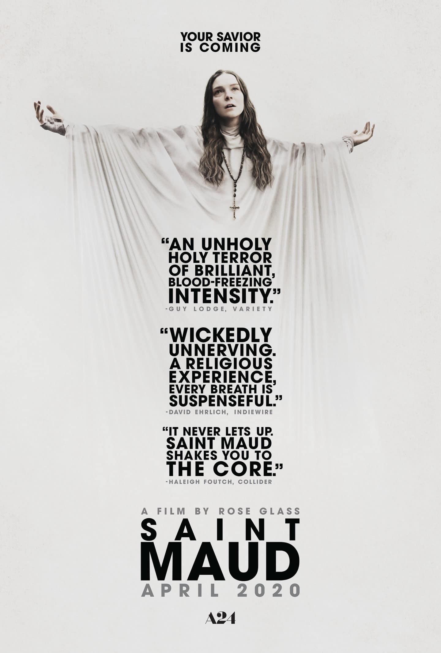 """Aschermittwoch Promo-Trailer zum Horrorfilm """"Saint Maud"""""""