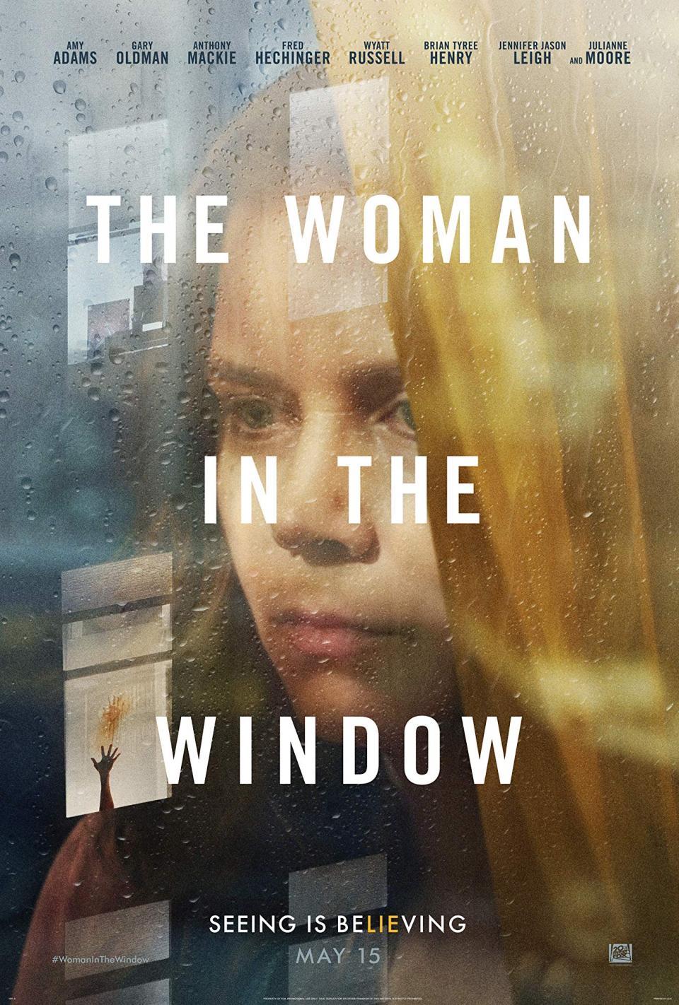"""""""The Woman in the Window"""": Neuer Trailer und deutscher Kinostart für den Mystery-Krimi"""