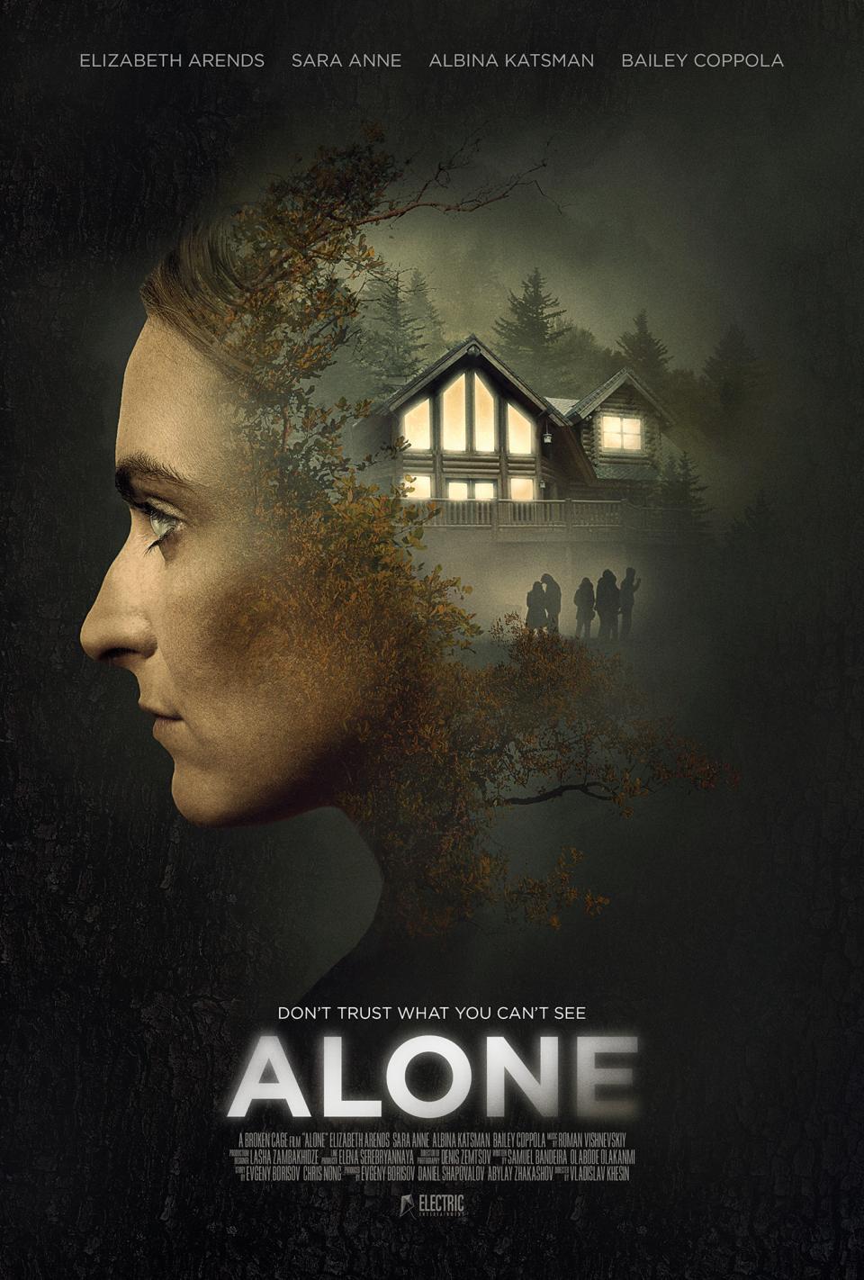 "Alptraumhafter Trailer zum Gruselfilm ""Alone"""