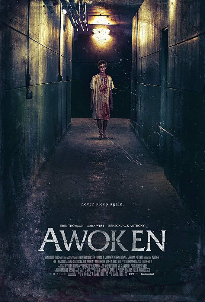 """""""Awoken"""": Trailer und Poster zum schauderhaften Indie-Horrorfilm"""
