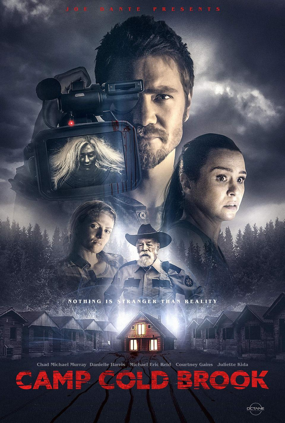 "Trailer zu Joe Dante's paranormalem Horror-Thriller ""Camp Cold Brook"" mit Danielle Harris"