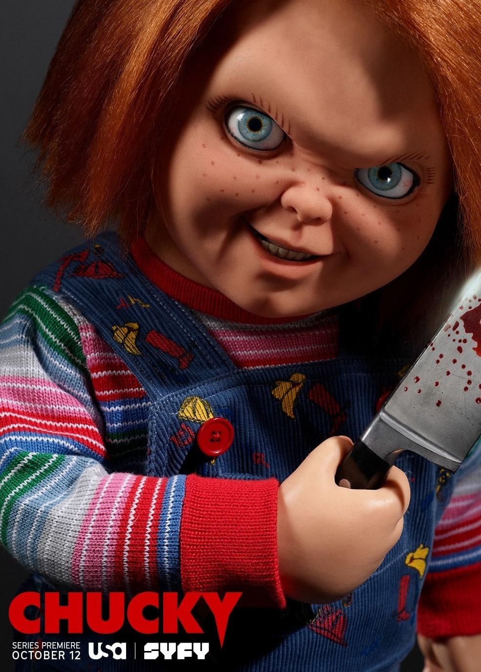 Chucky (Serie) – Teaser Poster