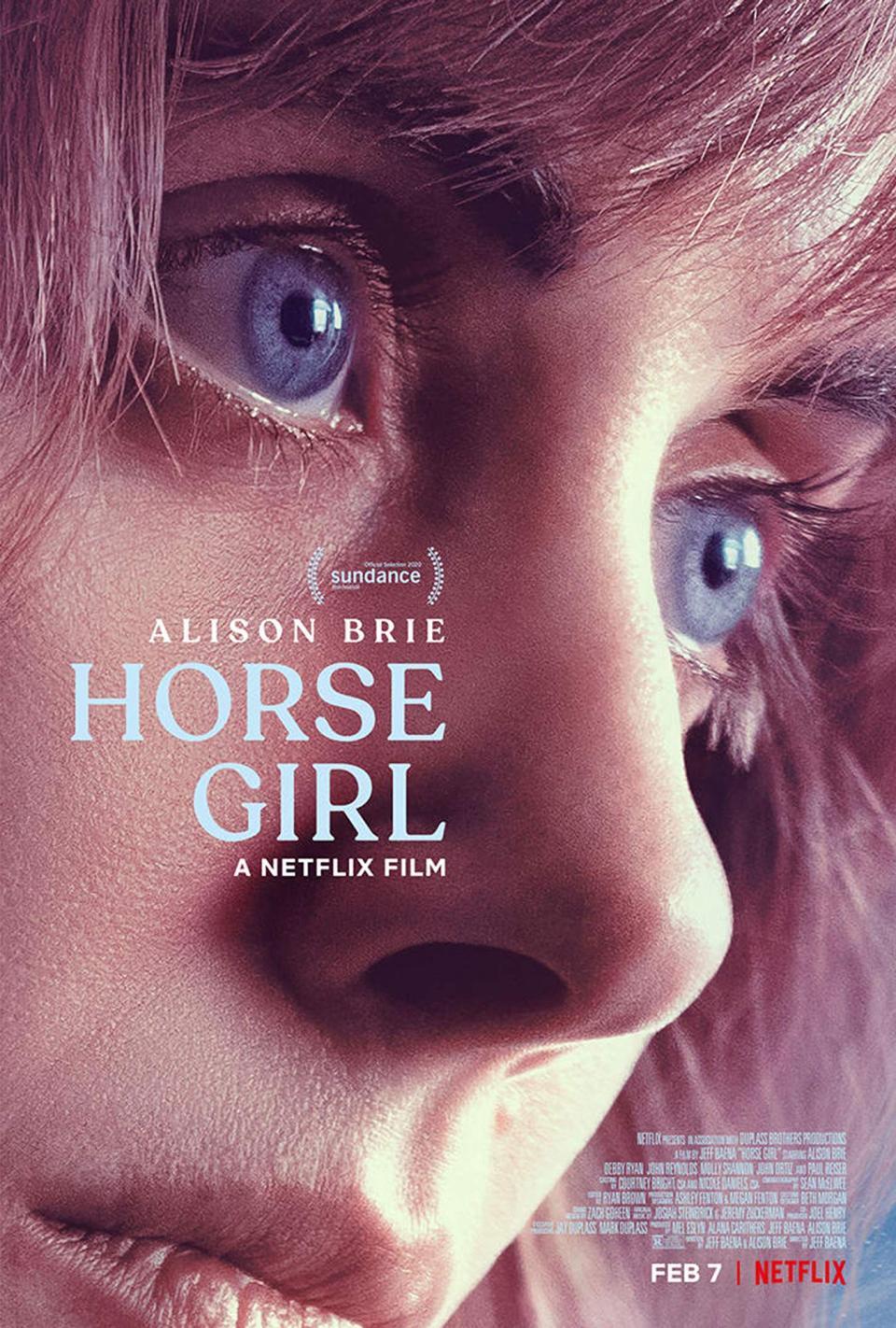 """Trailer und Starttermin zum Netflix-Psychothriller """"Horse Girl"""" mit Alison Brie"""