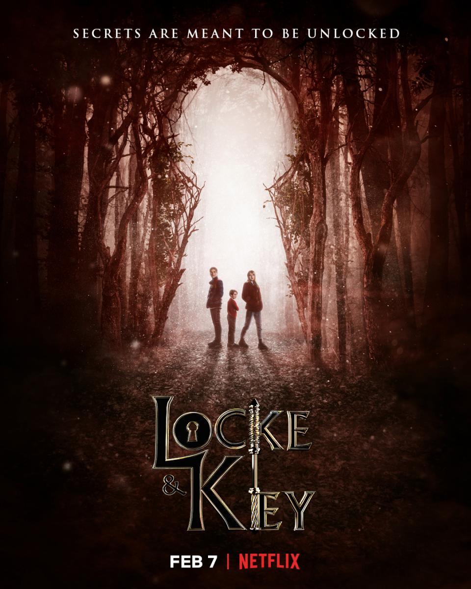 """""""Locke & Key"""": Neues Poster eröffnet eine geheimnisvolle Welt"""