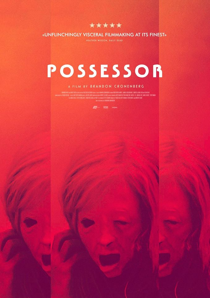 "Red Band Teaser Trailer zu Brandon Cronenberg's Sci-Fi Horror ""Possessor"""