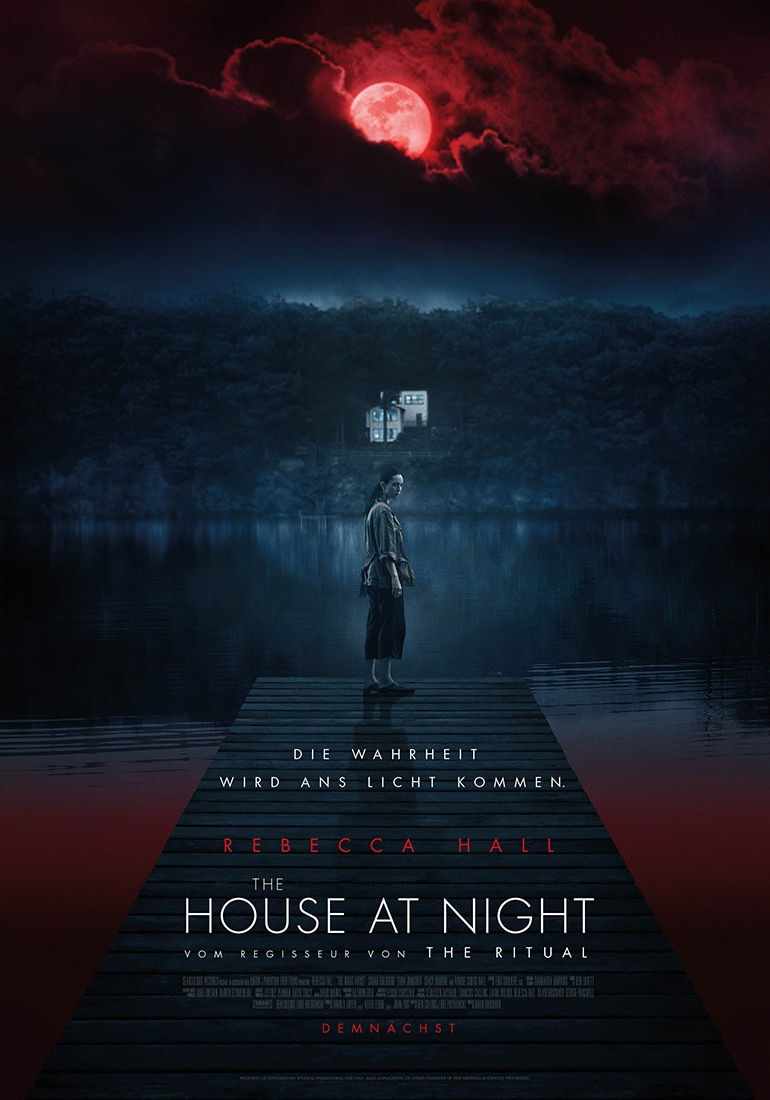 The House at Night – Poster