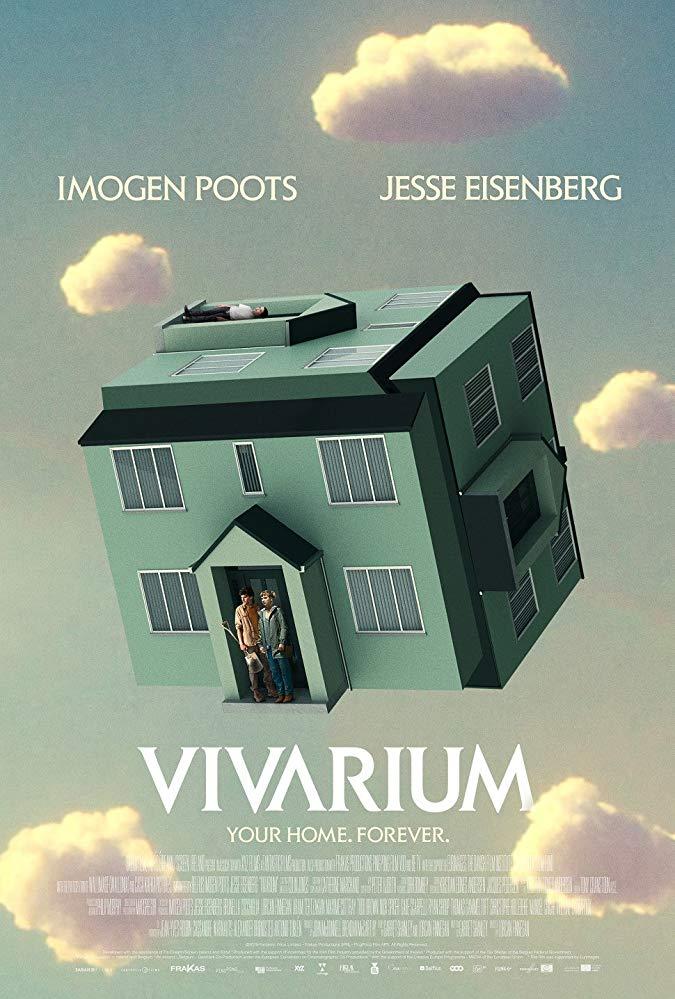 """Trailer: Jesse Eisenberg und Imogen Poots im grotesken Mystery-Thriller """"Vivarium"""""""