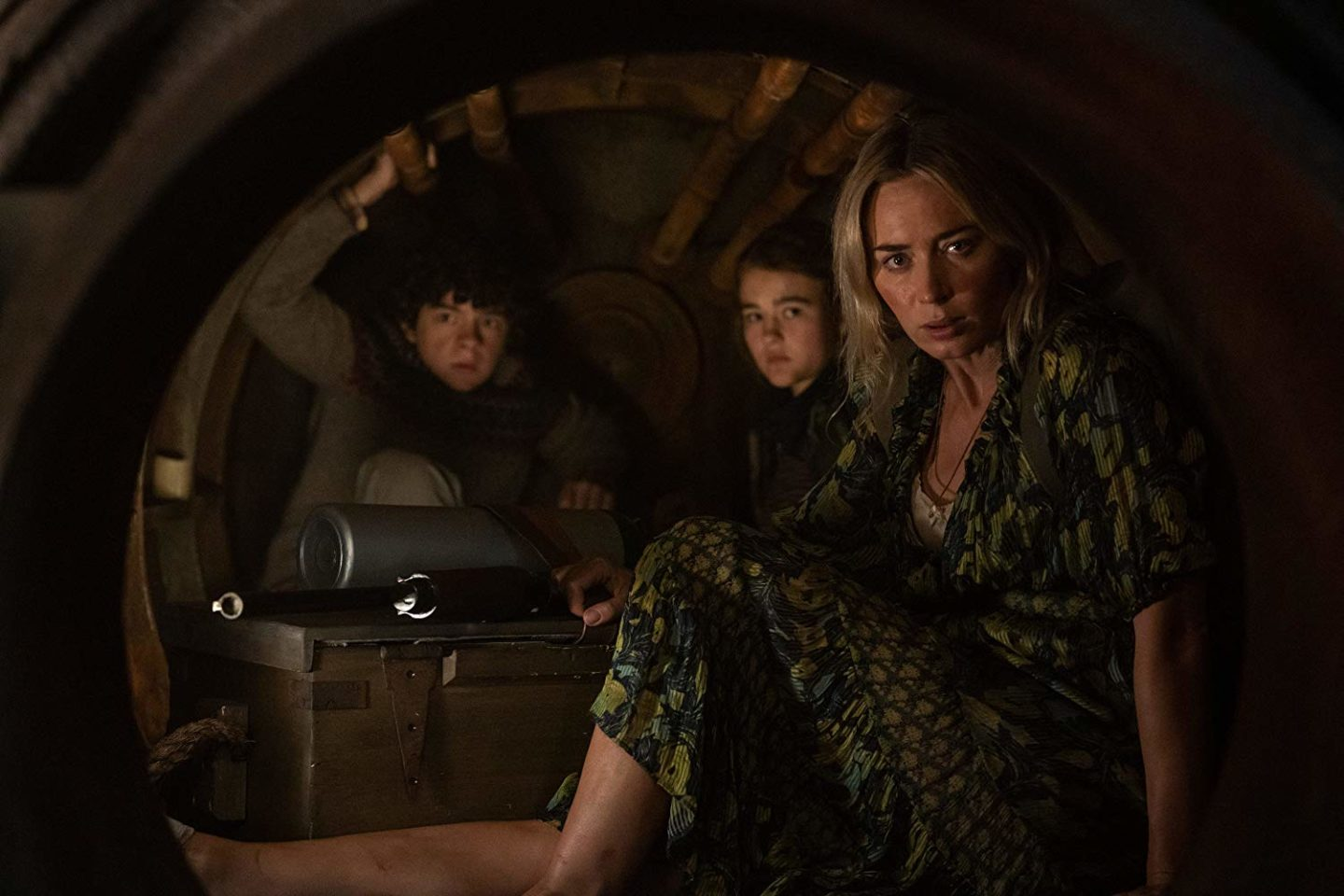 """A Quiet Place 2"": Featurette mit neuen Einblicken in den Monsterfilm"