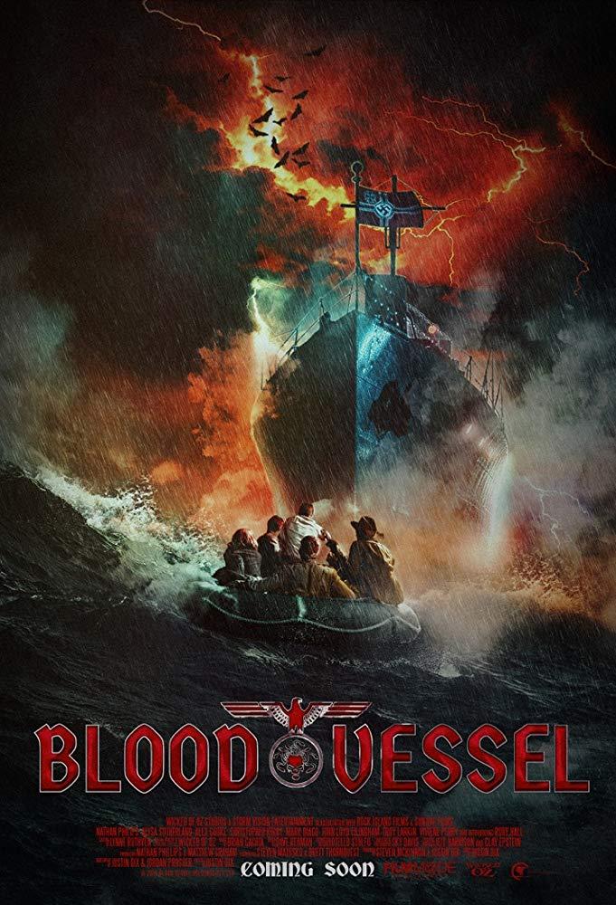 """Trailer zum australischen Kriegs-Horrorfilm """"Blood Vessel"""""""