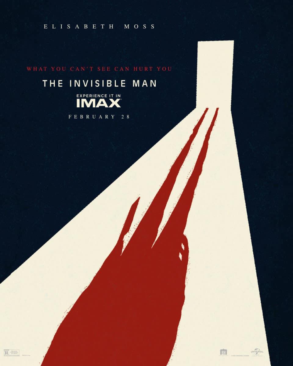 """""""Der Unsichtbare"""" erscheint auf neuem IMAX Kinoposter"""