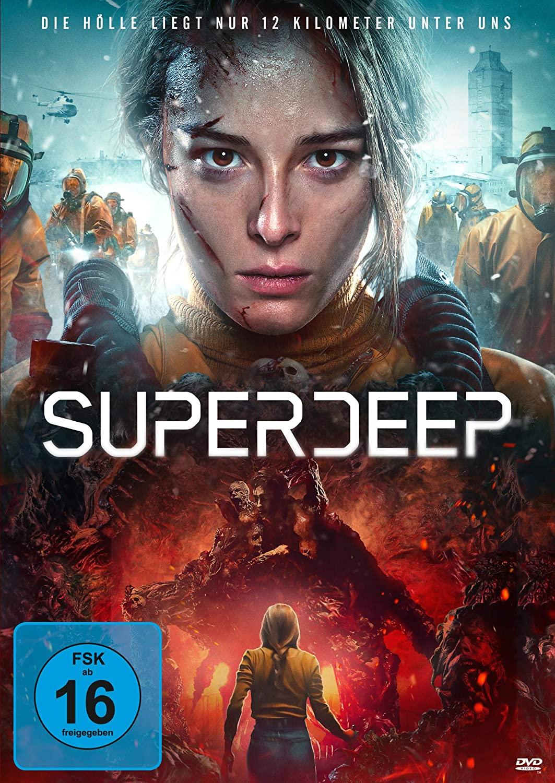"""""""Superdeep"""": Russischer Monster-Horror erhält DVD und Blu-ray Starttermin"""