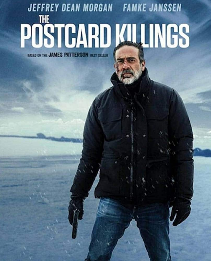 "Trailer: Jeffrey Dean Morgan jagt einen Serien-Mörder in ""The Postcard Killings"""