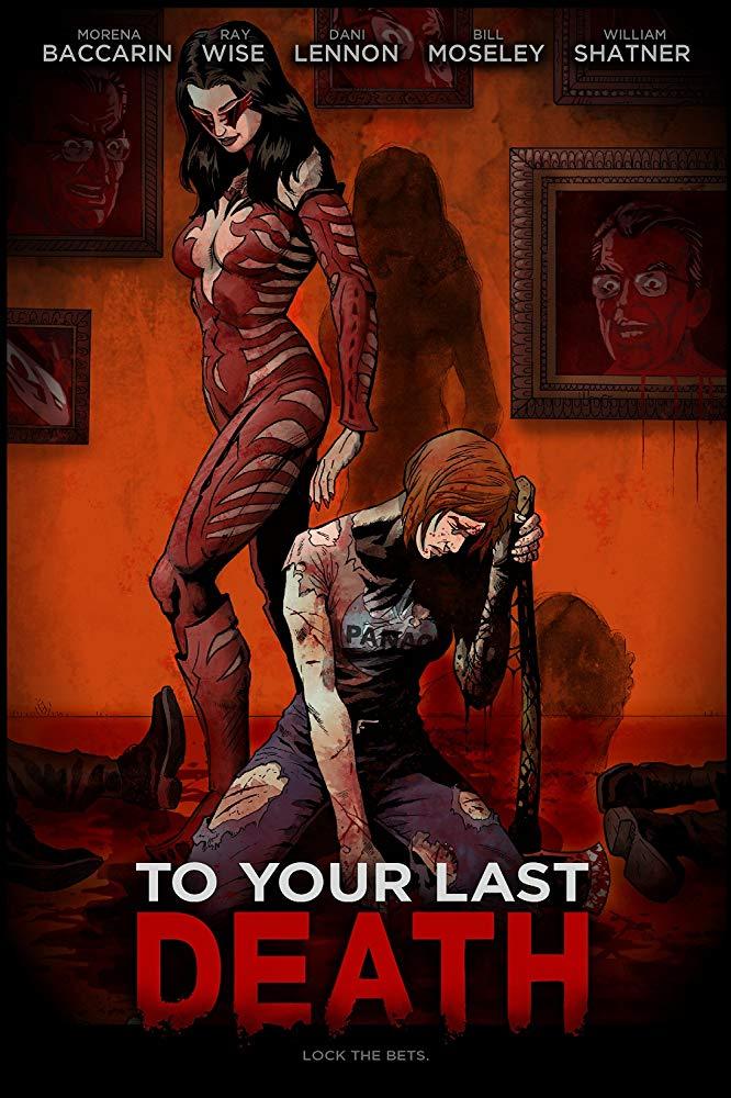 """Teuflische Verschwörung: Trailer zum animierten Horror-Thriller """"To Your Last Death"""""""