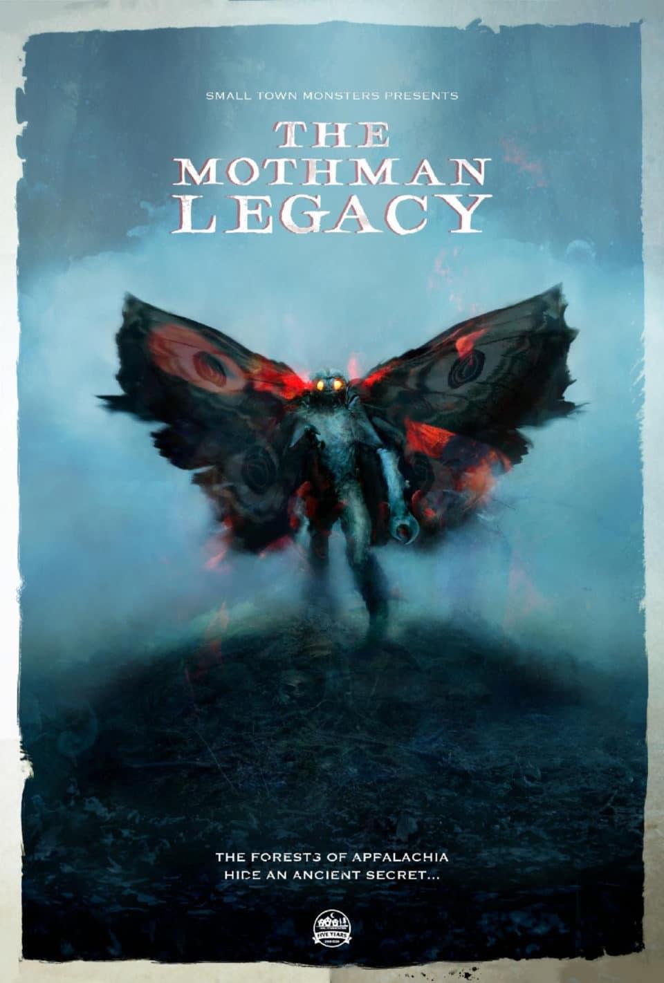 """""""The Mothman Legacy"""": Teaser-Trailer zum Dokumentarfilm lässt den Mottenmann erwachen"""