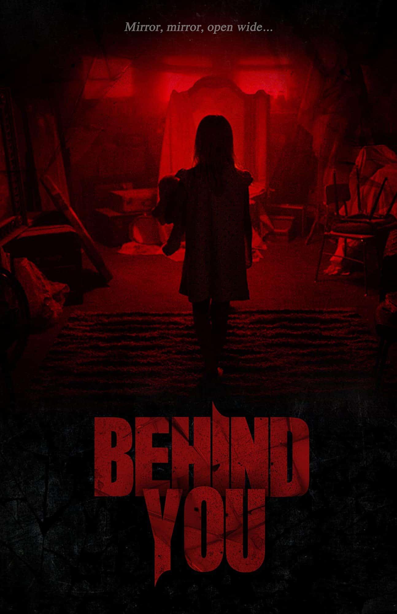 """Im Spiegel lauert der Tod: Erster Trailer zum Gruselfilm """"Behind You"""""""