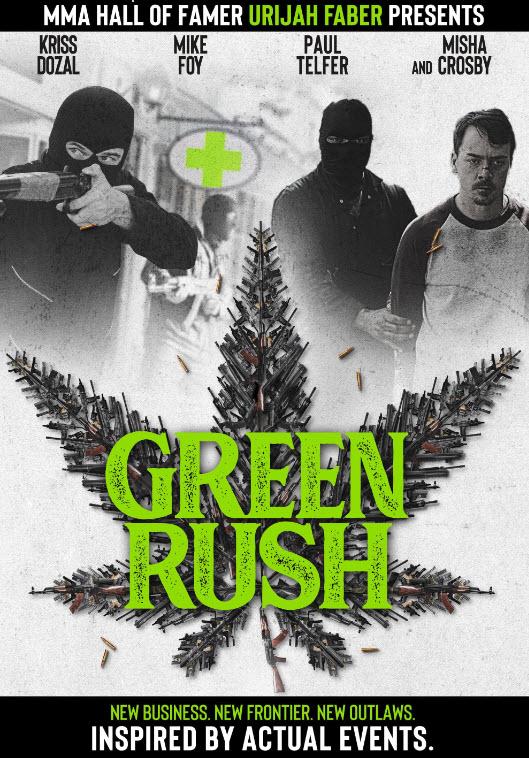 "Grünes Business: Trailer zu ""Green Rush"" verspricht einen knallharten Drogen-Thriller"