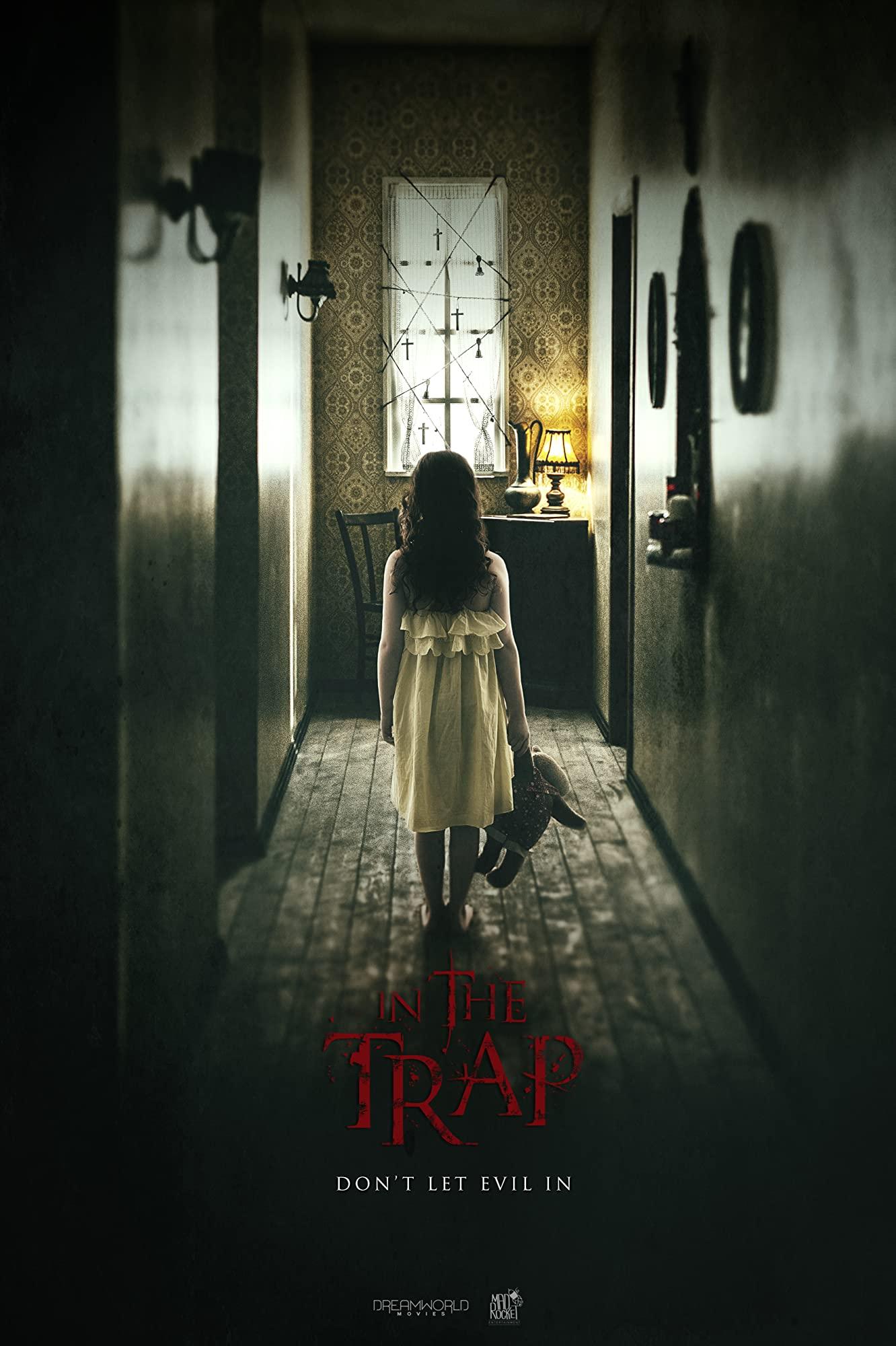 """Packender Trailer und Poster zum italienischen Horrorfilm """"In the Trap"""""""
