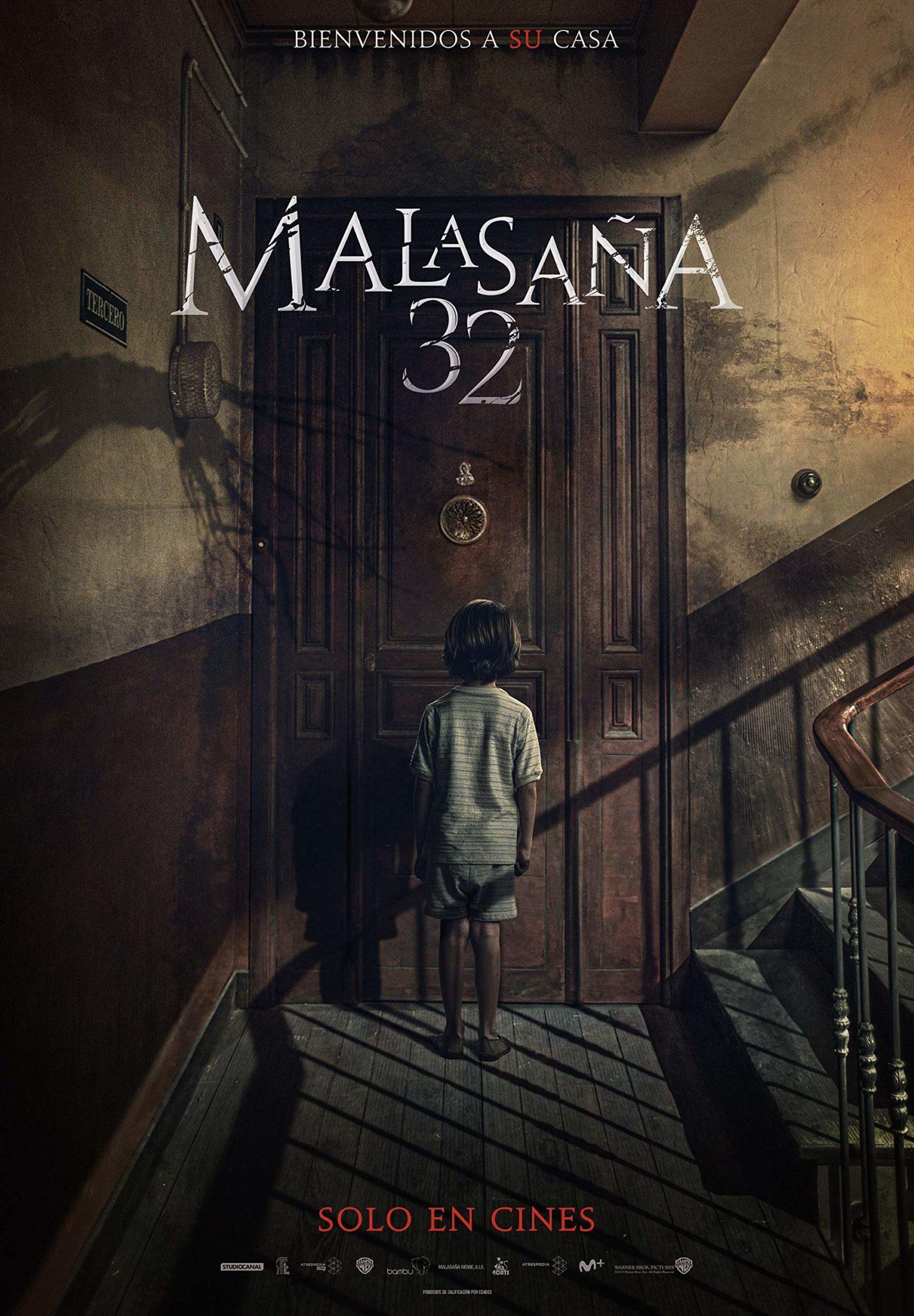 Malasana 32 – Teaser Poster