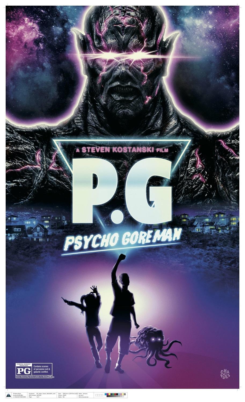"""""""Psycho Goreman"""": Erstes Poster enthüllt das intergalaktische Monster"""