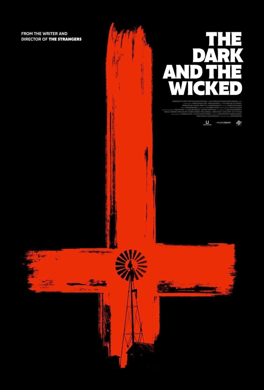 "Finsterer erster Trailer zum Horror-Thriller ""The Dark and the Wicked"""