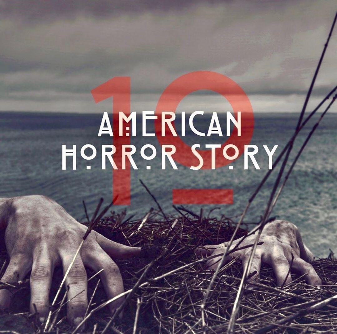 """Erstes Artwork zur zehnten Staffel """"American Horror Story"""" sorgt für Spekulationen"""