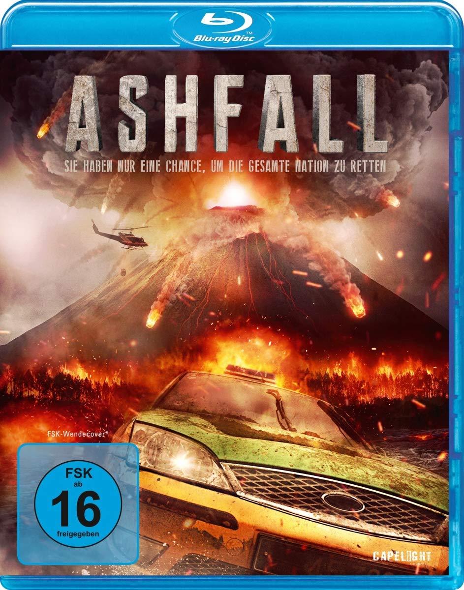 """Deutscher Trailer und Heimkinostart zum Katastrophenfilm """"Ashfall"""""""