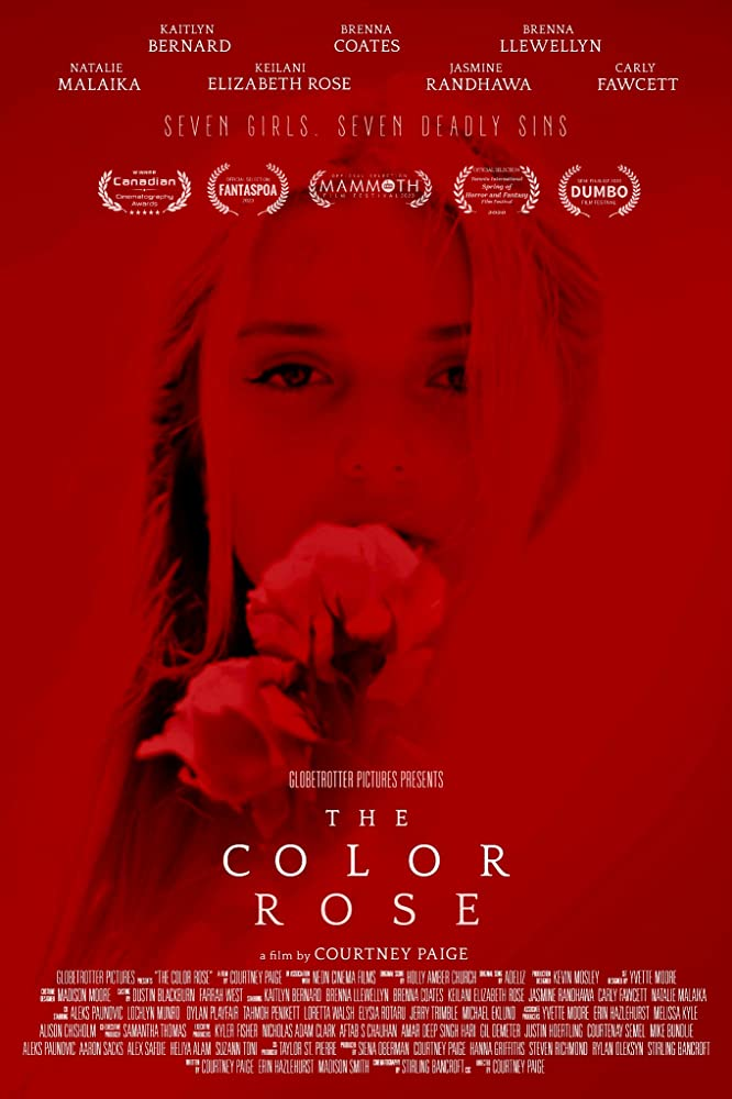 "Erster Trailer zum Sekten-Thriller ""The Color Rose"""