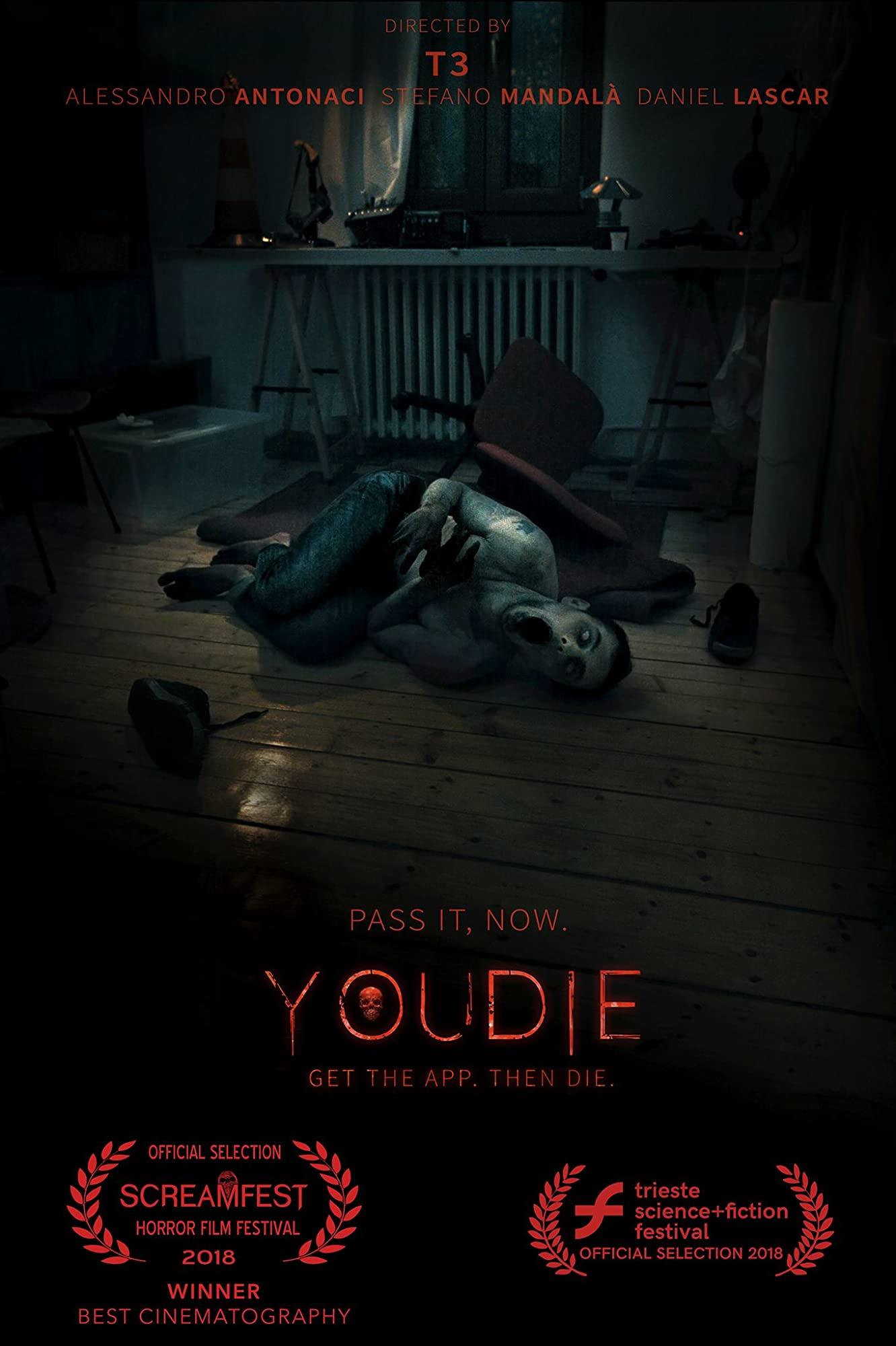 """Hol dir die App und die stirbst: Erster Trailer zum Horror-Thriller """"You Die"""""""